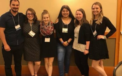 Grizzly Prevention Squad at the 2018 Spring Youth Forum